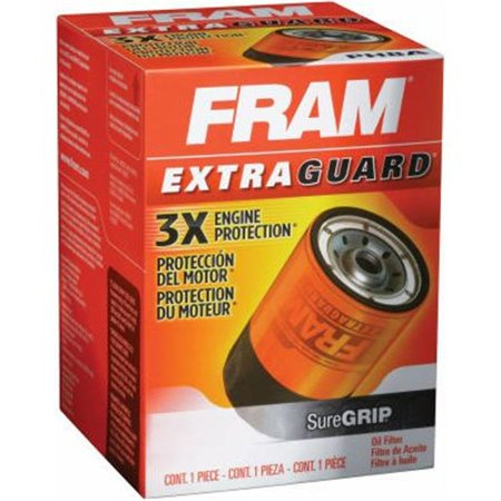 Fram Group 743906 Phillips 3593A Extra Guard Oil Filter