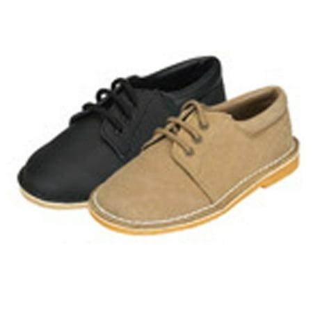 Khaki Faux Suede Boys Dress Shoes Size - Boys Brown Leather Dress Shoes