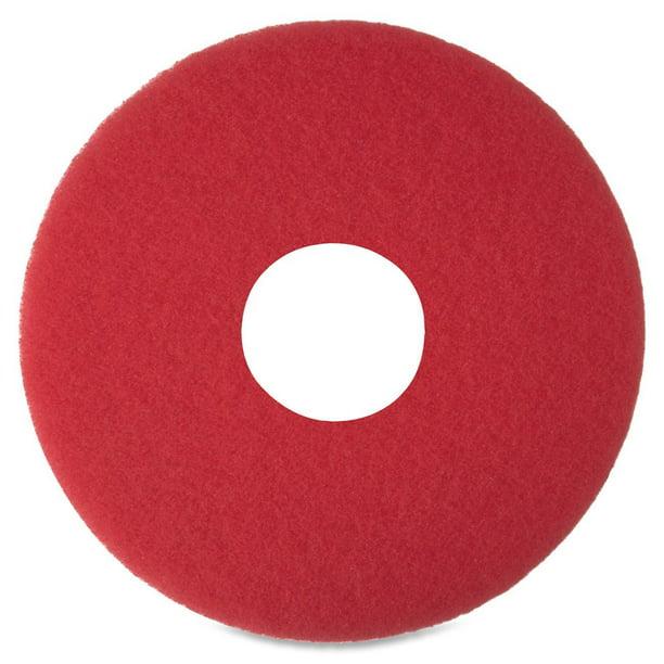 3M White or Red Super Polish Pad 4100 5 pcs or 5.00 @ per piece