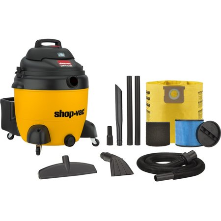 Shop-Vac 18 Gallon 6.5 Peak HP SVX2 Powered Contractor Wet Dry Vac