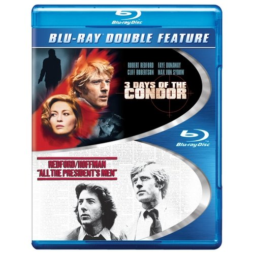3 Days Of The Condor / All The President's Men (Blu-ray)