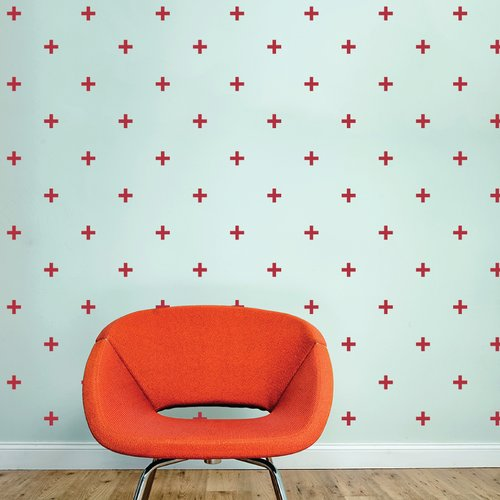 Wallums Wall Decor Plus Signs Wall Decal