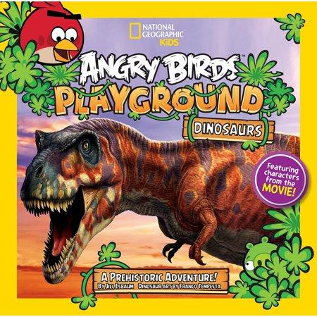 Angry Birds Playground: Dinosaurs - eBook ()