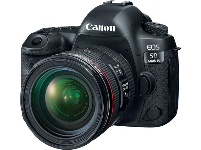 Canon EOS 5D Mark IV EF 24-105mm Kit