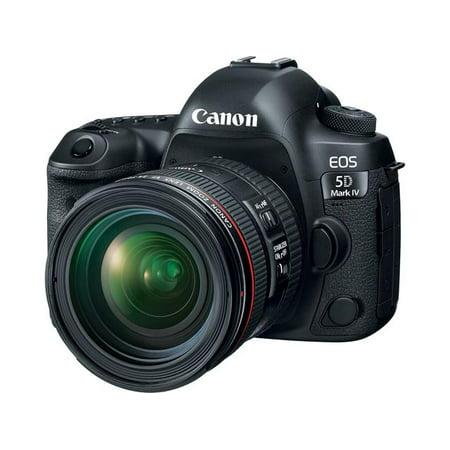 Canon EOS 5D Mark IV EF 24-105mm Kit