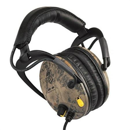 killer b 1v_kb-camo-optima camo optima headphones for metal detecting fits various metal