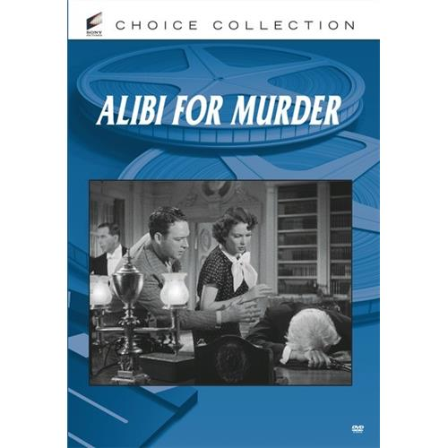 Alibi for Murder (1935) DVD-5 by