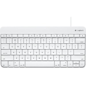 Logitech Wired Keyboard for Apple iPad
