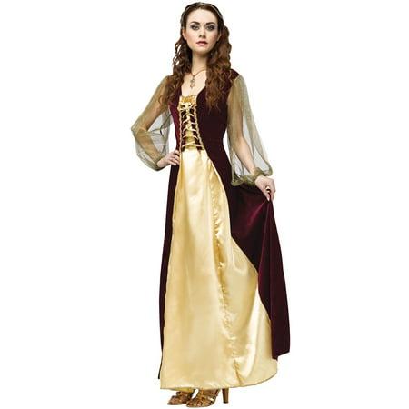 Juliet Adult Costume - Juliet Capulet Costume