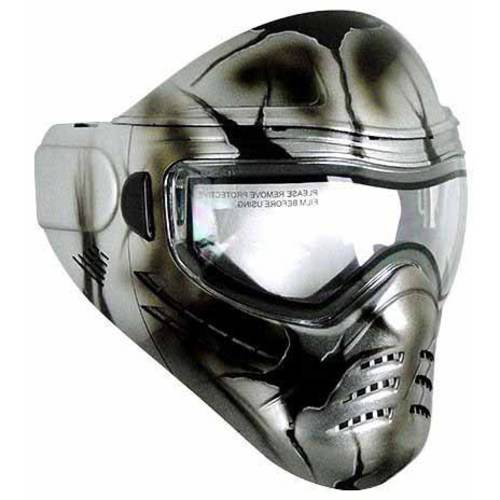 Save Phace Tagged Series Fraggo Limited Edition Tactical Paintball Mask