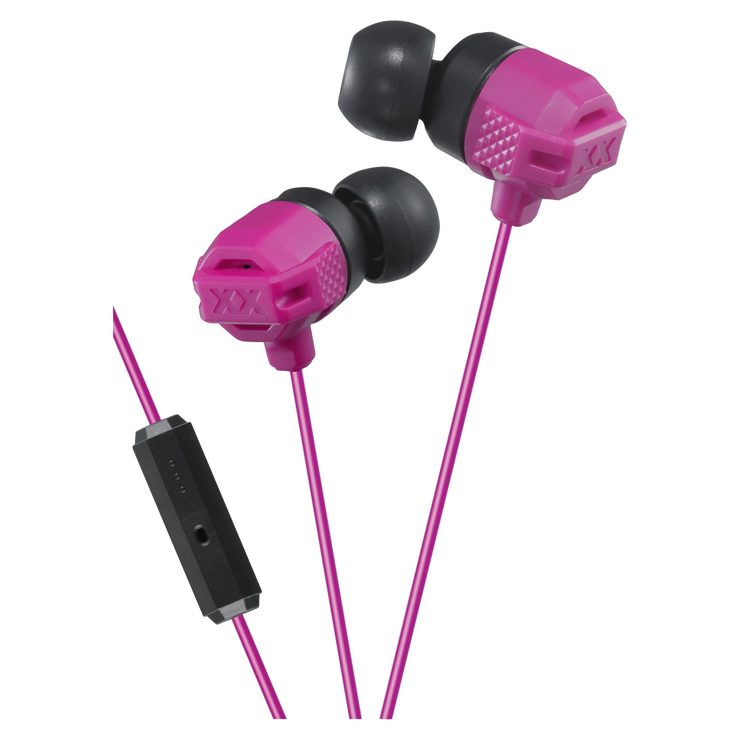 JVC America XX Smartphone Xtreme Bass Headphones