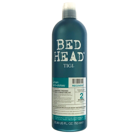 Tigi Bed Head Recovery Shampoo 25.36 Oz, For Dry, Damaged