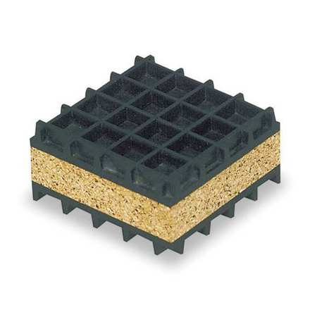 MASON 5C027 Pad, Anti Vibration, PK2