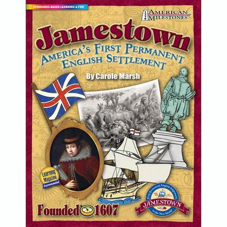 Jamestown The First Permanent - image 1 de 1