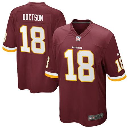 Josh Doctson Washington Redskins Nike Game Jersey - Burgundy ... be12b25aa