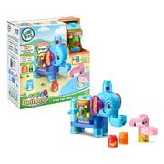 LeapFrog LeapBuilders Fruit Fun Elephant Learning Blocks Toy for Kids