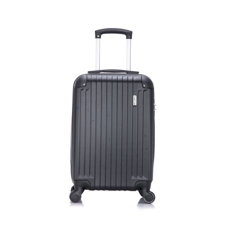 TravelCross Columbia Carry On Lightweight Hardshell Spinner Luggage -