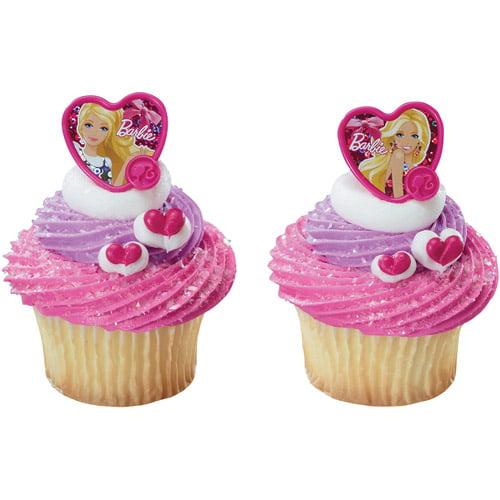 Barbie Fashion Heart Rings