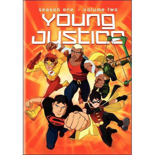 Young Justice: Season One, Volume Two (Widescreen)