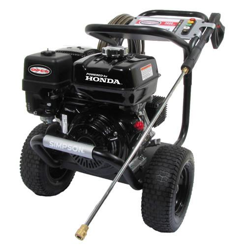 Simpson 60579 PowerShot 3,800 PSI 3.5 GPM Gas Pressure Washer