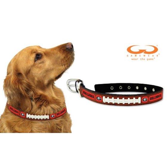official photos ff578 6a5ce Georgia Bulldogs Dog Collar - Large
