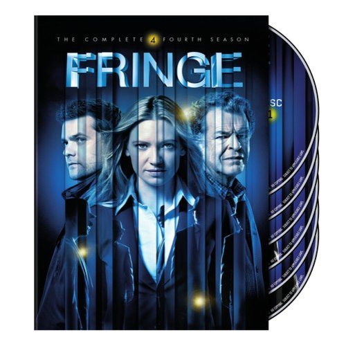 Fringe: The Complete Fourth Season (Widescreen)