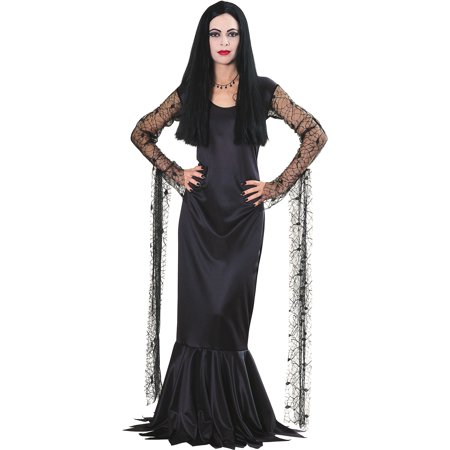 Costume For Family Of 3 (Adams Family Morticia Costume Size:)