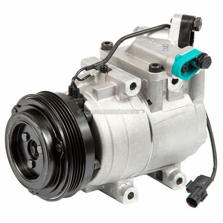 AC Compressor & A/C Clutch For Kia Sephia & Kia Spectra