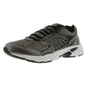 Fila Inspell Mens Silver/Black Sneakers