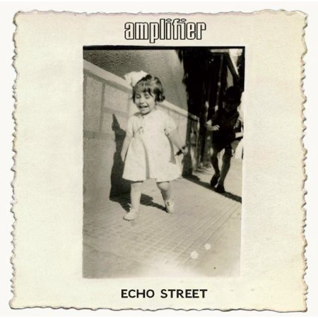 Amplifier - Echo Street (Hard Book Edition) [CD] (Edel Hamburg)