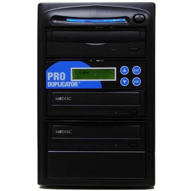 Produplicator ESDVDS24X02 1-2 CD DVD Duplicator with M-Disc Support