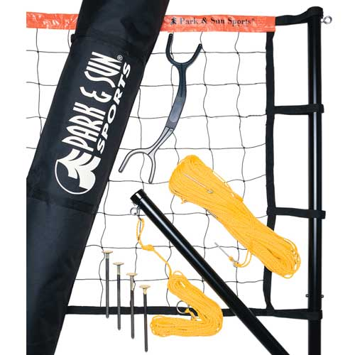 Park and Sun Sports Spectrum 179 Outdoor Volleyball Set