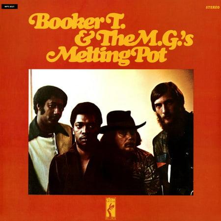 Booker T. & the MGs - Melting Pot Print Wall Art