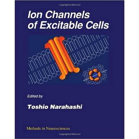 Ion Channels of Excitable Cells - eBook