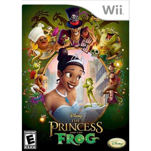 Disney Princess: Princess and the Frog (Wii)