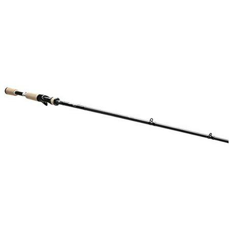 """13 FISHING - Omen Black - 7'1"""" MH Casting Rod - 2pc - OB3C71MH-2 thumbnail"""
