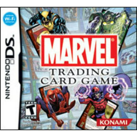 Marvel Trading Card Game NDS