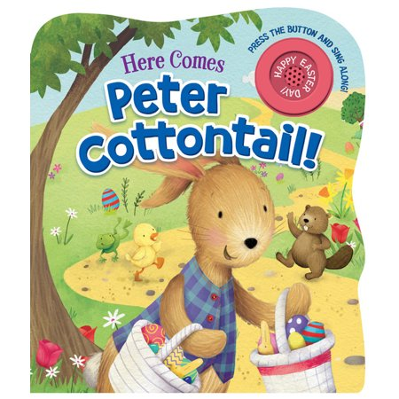 Here Comes Peter Cottontail! (Hardcover)