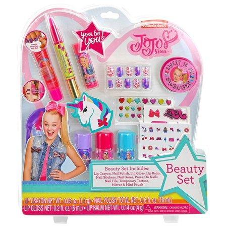 Karacter Box JoJo Siwa You Be You! Beauty Cosmetic Set