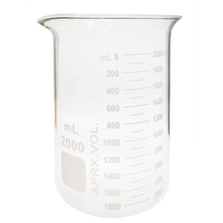GSC International BG2000 Griffin Beaker - 2000 ml Capacity