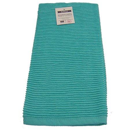 Now Designs Ripple Weave Kitchen Towel - Bali Blue