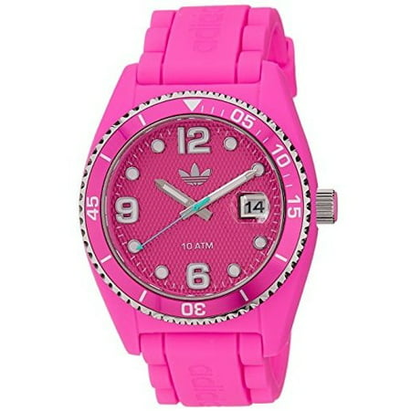 Adidas Brisbane PK SIL STR Watch ADH6154 (Pink) (Watch Adidas Men)