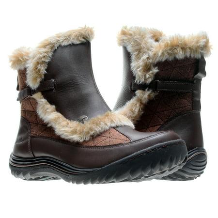 Jambu Eskimo Taupe Women's Winter Boots WJ14ESK54 - Halloween Eskimo Boots
