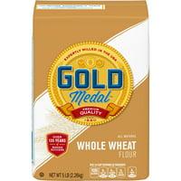 Gold Medal Whole Wheat Flour, 5 lb Bag