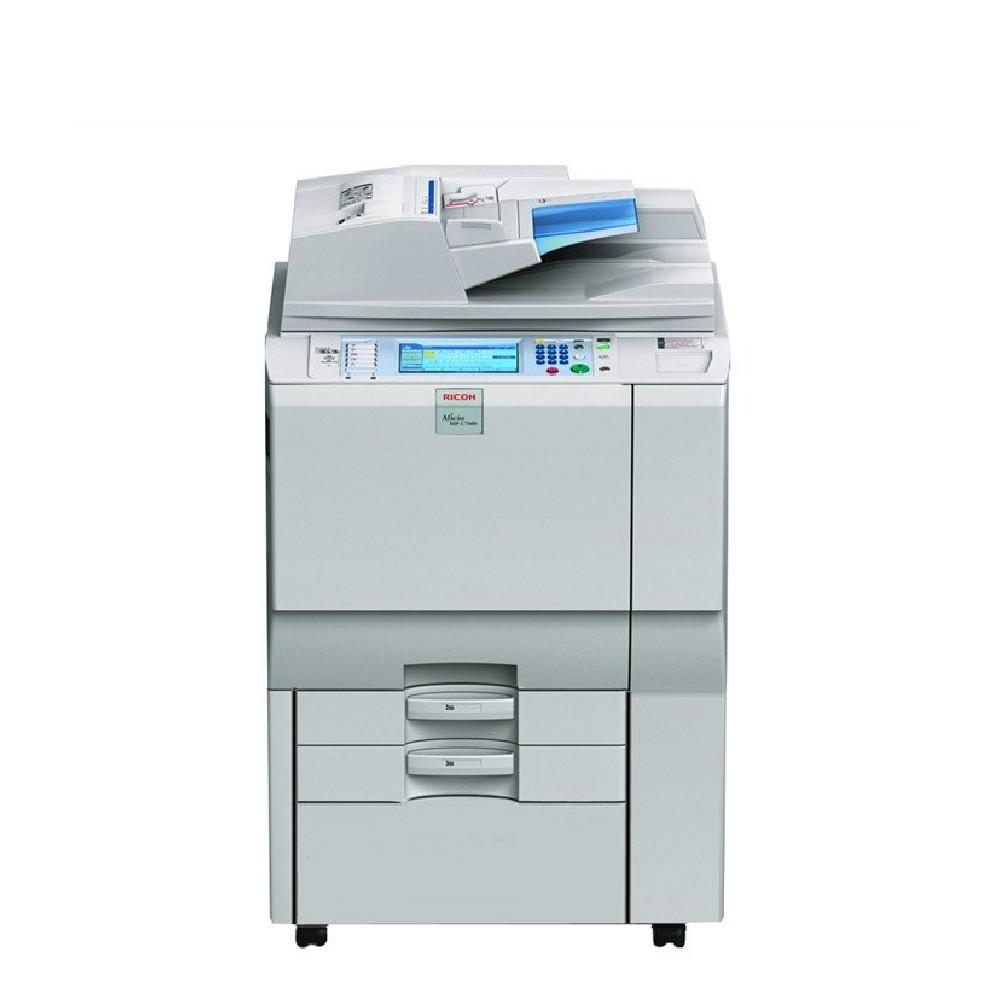 Refurbished Ricoh Aficio MP 6000 A3 Monochrome Laser Multifunction Copier - 60ppm, Copy, Print, Scan, Auto Duplex, Network, 1200 x 1200 dpi, 2 Trays, High Capacity Tandem Tray