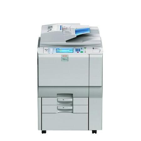 Refurbished Ricoh Aficio MP 6000 A3 Monochrome Laser Multifunction Copier -  60ppm, Copy, Print, Scan, Auto Duplex, Network, 1200 x 1200 dpi, 2 Trays,