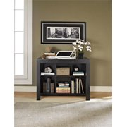 Ameriwood Home Parsons Computer Desk with Cubbies, Multiple Colors Available