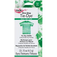 Tulip One-Step Fashion Dye Refill .45oz-Green