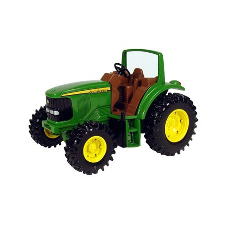 John Deere Big Toy Tractor Set, 6930 Tractor & Wagon, 1:16