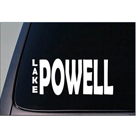 Lake Powell Sticker *G858* 8